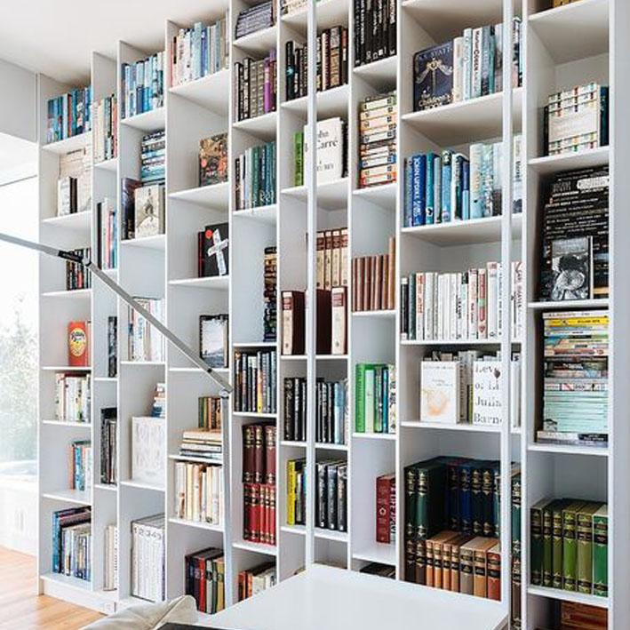 boekenkasten op maat maatwerkontwerp boekenkast
